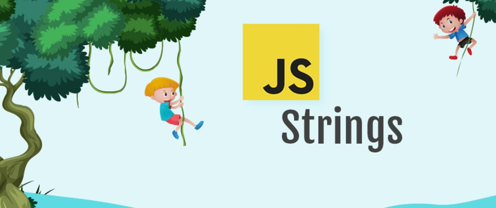 Cover image for Basic javascript string methods and properties you should know