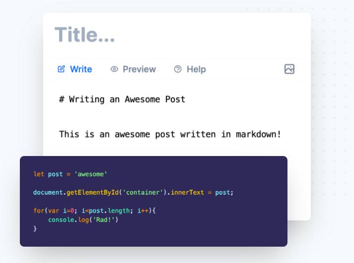 Developer Blog