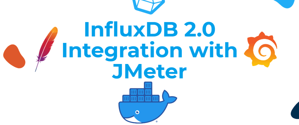 Cover image for JMeter Integration with InfluxDB 2.0