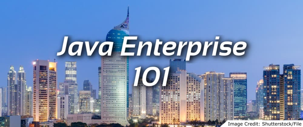 Cover image for Java Enterprise 101