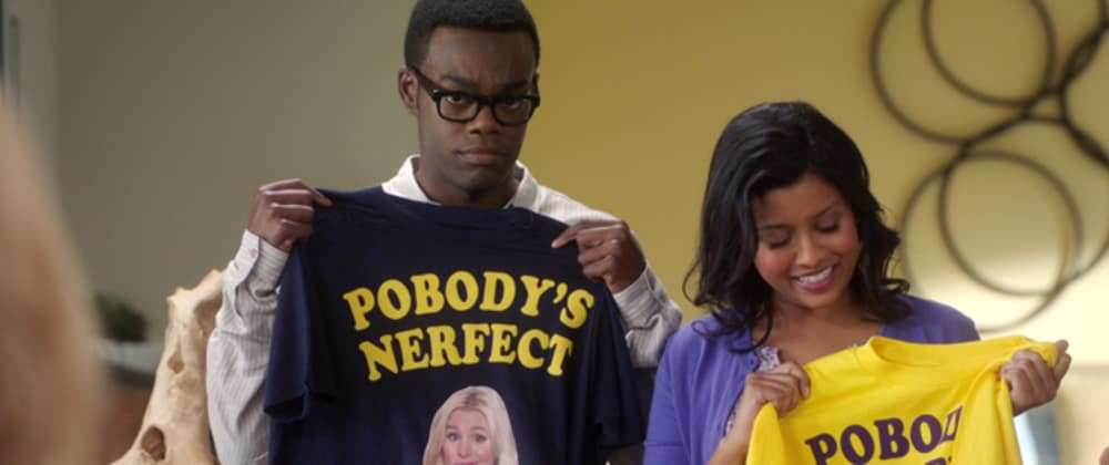 Cover image for Pobody's Nerfect
