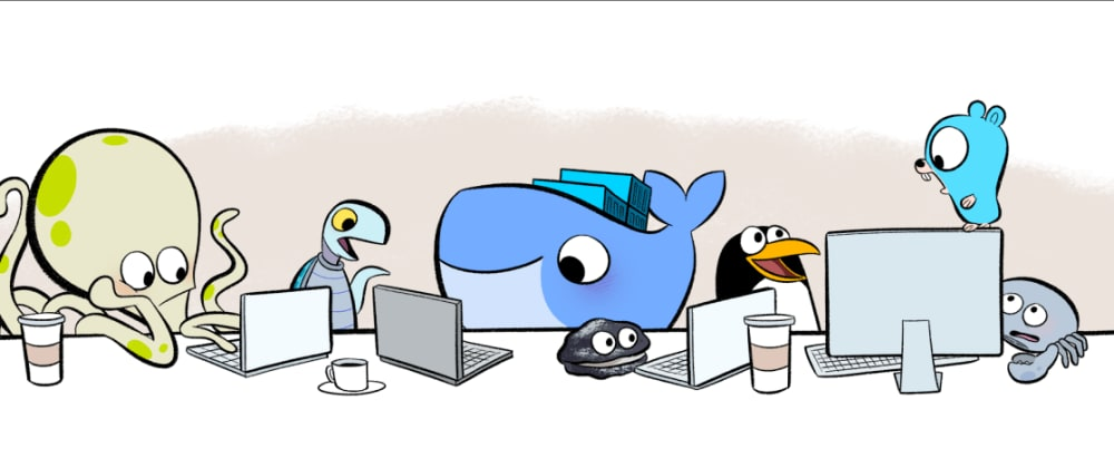 Cover image for Sneaking into Docker