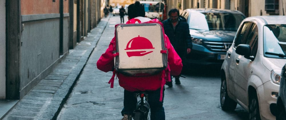 Cover image for Effective ways to minimize problems in the food delivery industry