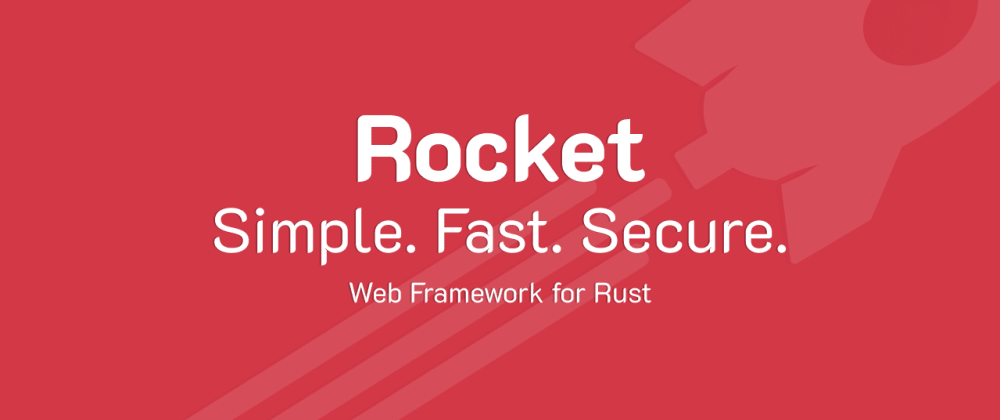 Cover image for Rust & Rocket - Zero to Deploy