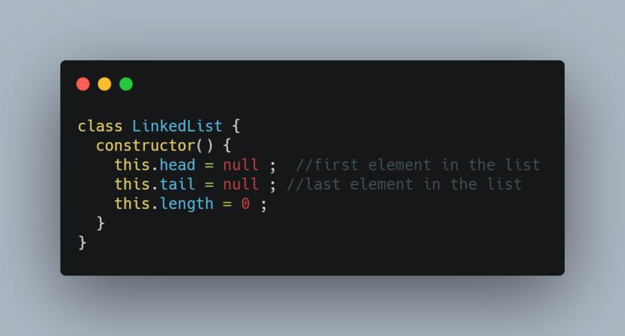 Linked-list-class