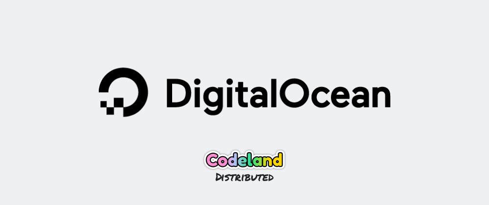 Cover image for We're DigitalOcean and we're excited to be here with you!