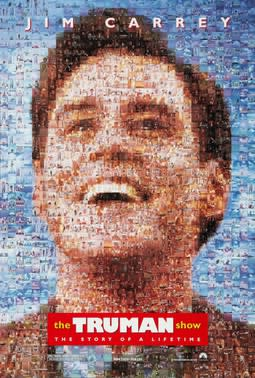 A poster for The Truman Show