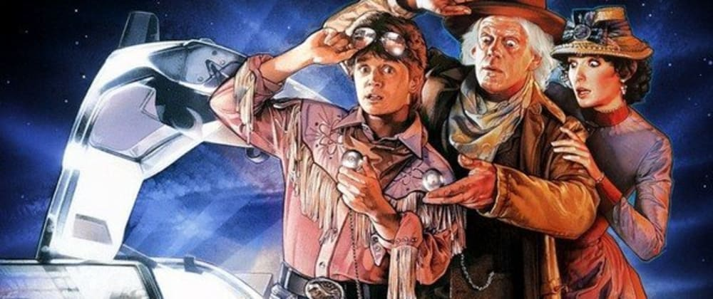 Cover image for  Back to the future!!