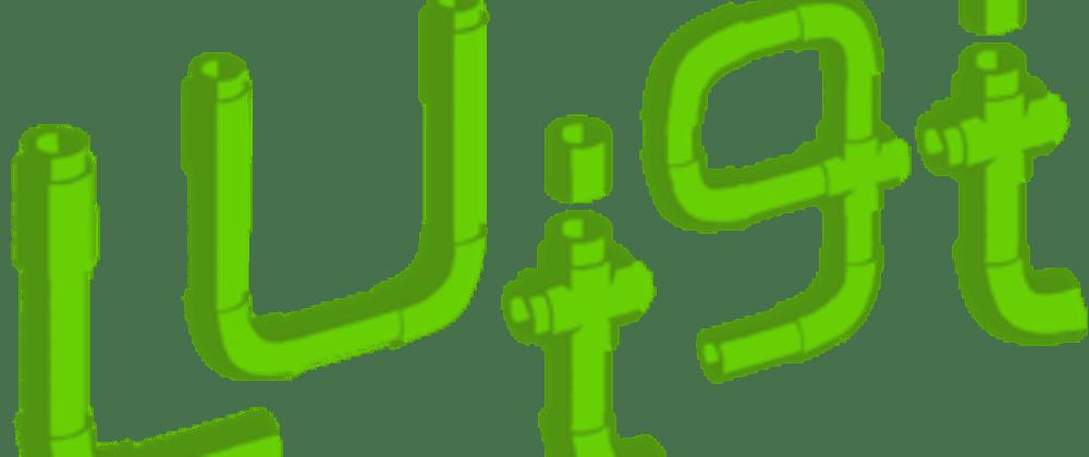 Cover image for Luigi for data pipelines - things I like.