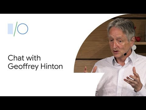 A Fireside Chat with Turing Award Winner Geoffrey Hinton