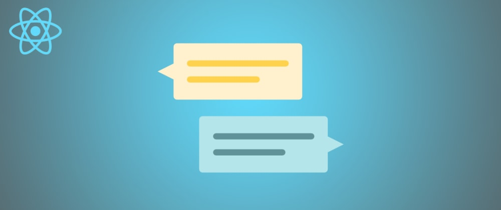 Cover image for Create a Chat App in React