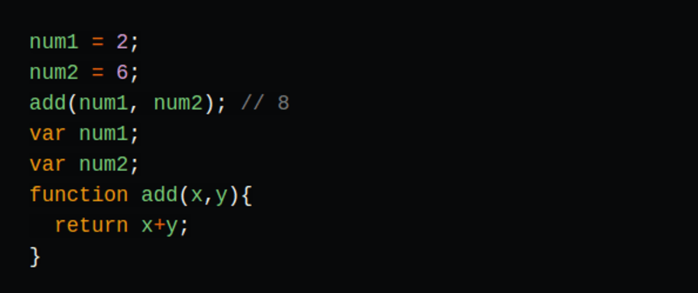 Cover image for Invoke your function even before declaring it: Hoisting in JavaScript