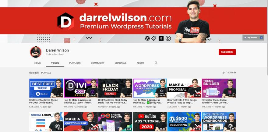 Darrel wilson