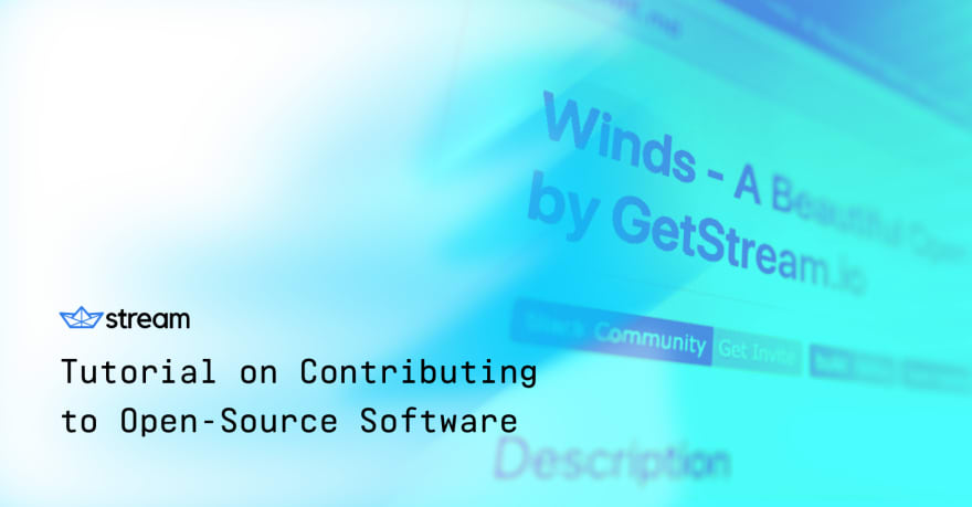 Winds – An in Depth Tutorial on Making Your First