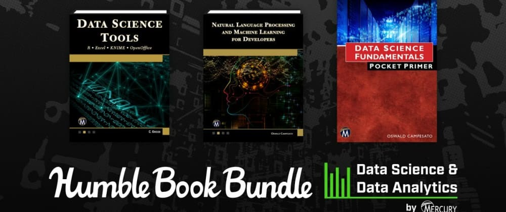 Cover image for Humble Book Bundle: Data Science & Data Analytics by Mercury