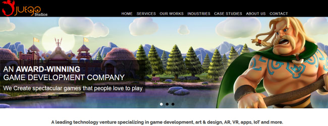 Juegostudio-Top Augmented & Virtual Reality Developers