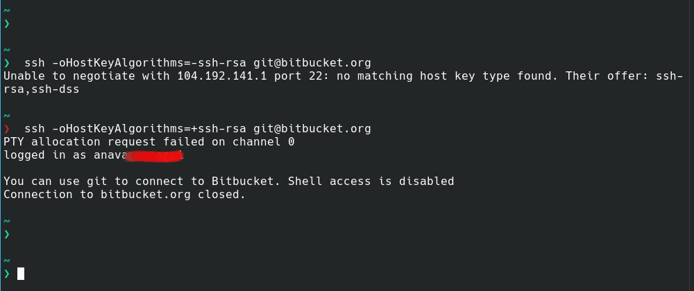 Cover image for Why OpenSSH 8.8 cannot find a host key type if ssh-rsa is provided