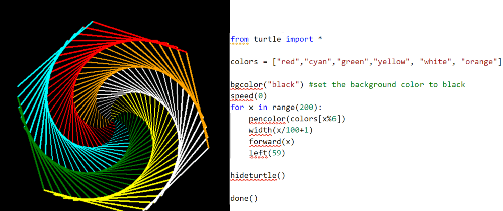 Cover image for Python Turtle Fun