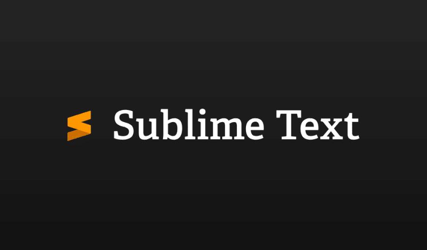 Sublime Text 3 Kurulumu