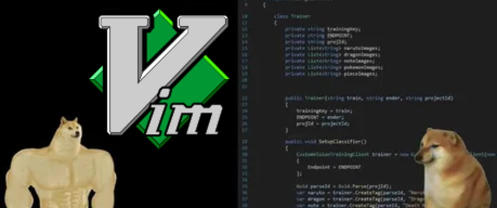 Cover image for How to Start a Blog with Vim