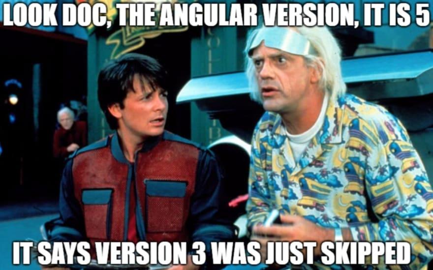 Angular meme