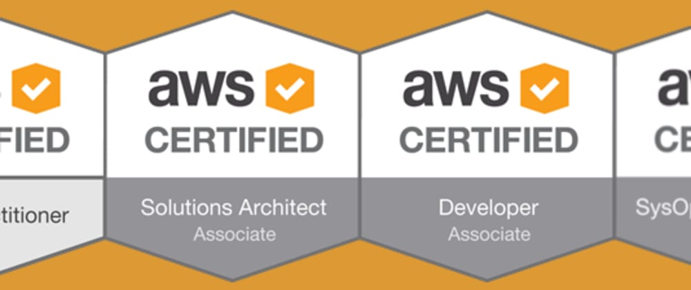 Cover image for Achievement Unlocked! All AWS Associate + Practitioner Certifications obtained.