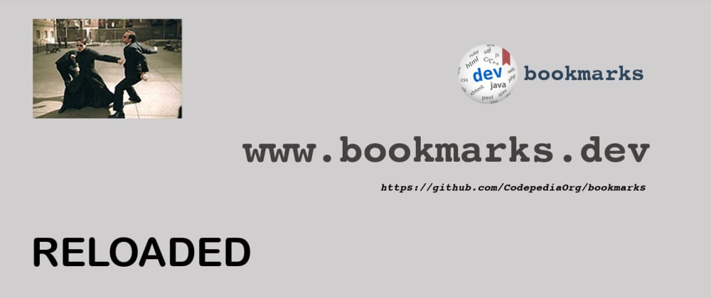 Cover image for I have been building a bookmarks-based social network for developers