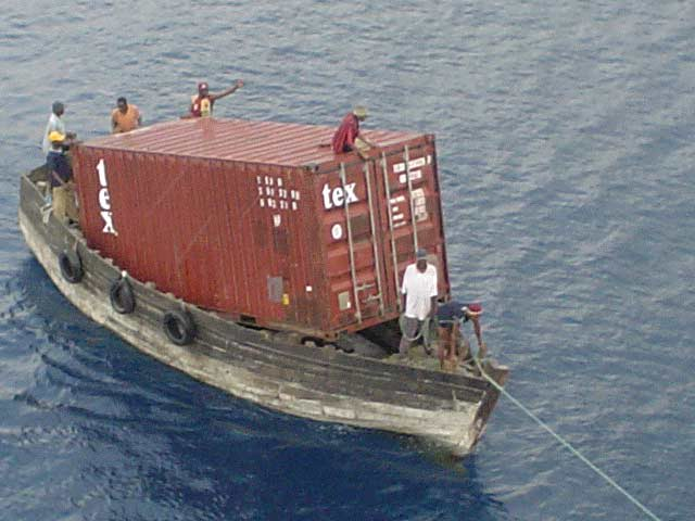 Containers aren't always the best fit.