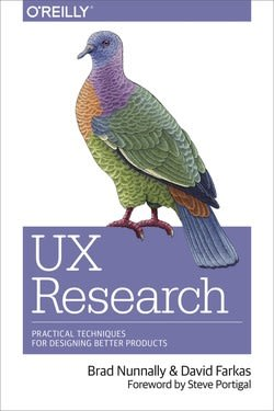 Cover of UX Research