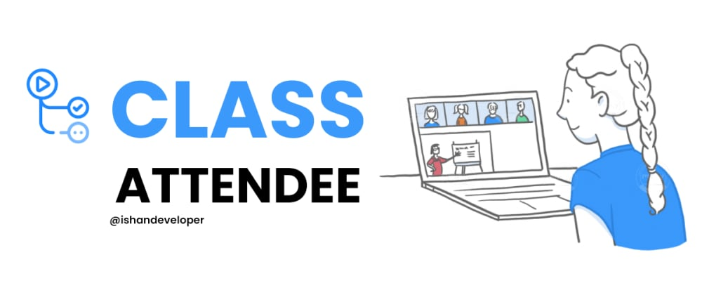 Cover image for Class Attendee Action