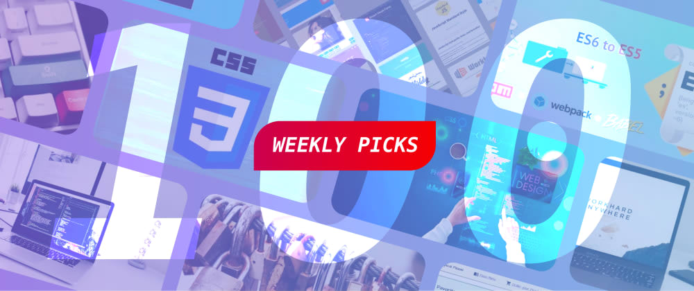 Cover image for Weekly Picks #100 — Development Posts
