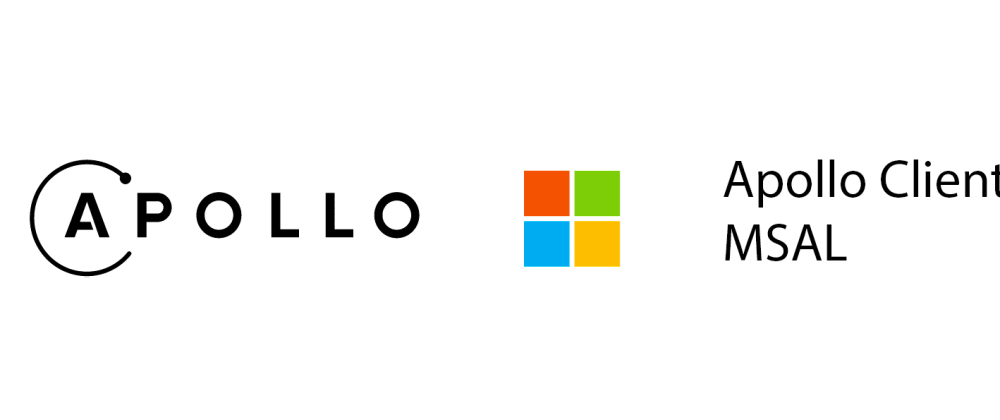 Cover image for Apollo Client Authentication with MSAL