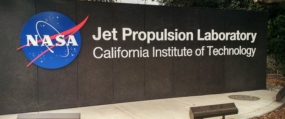 Cover image for What it's like working at NASA Jet Propulsion Laboratory