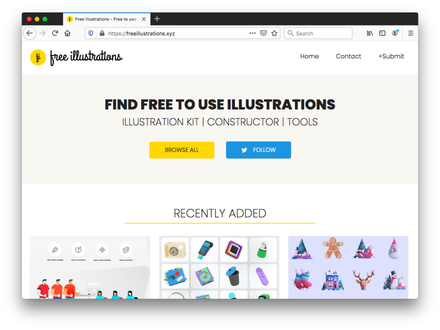 Free Illustrations