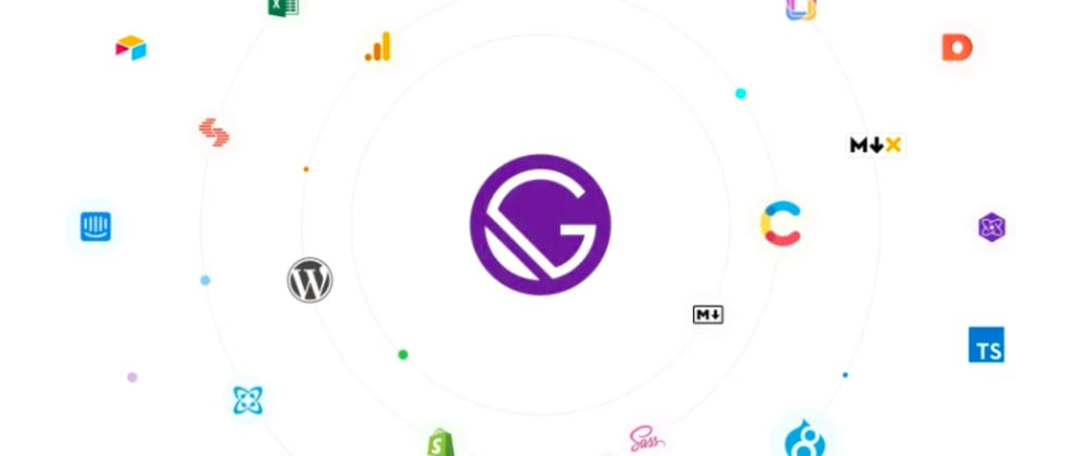 Cover image for Setting up a personal blog with Gatsby and Contentful CMS