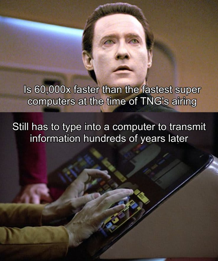 One of my fav TNG memes