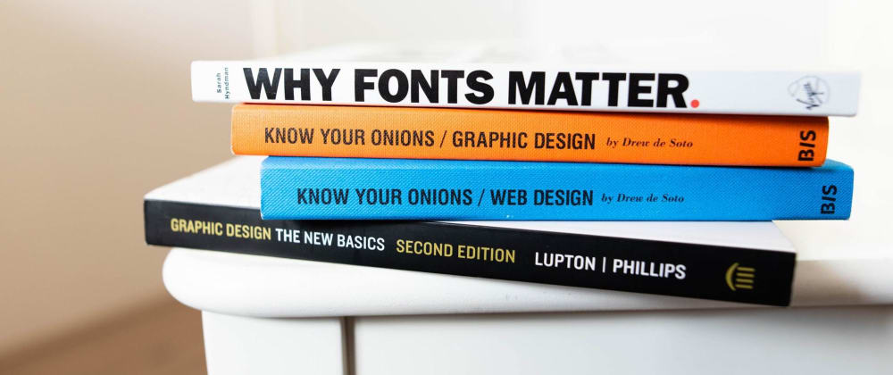 Cover image for 5 Basic Design Concepts for Front-End Devs