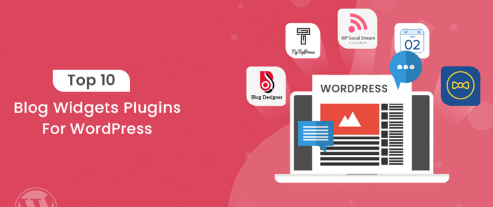 Cover image for Top 10 Blog Widgets Plugins For WordPress