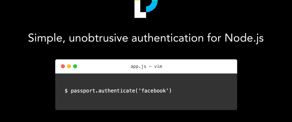 Cover image for Facebook Auth ( Node.js and Passport.js )