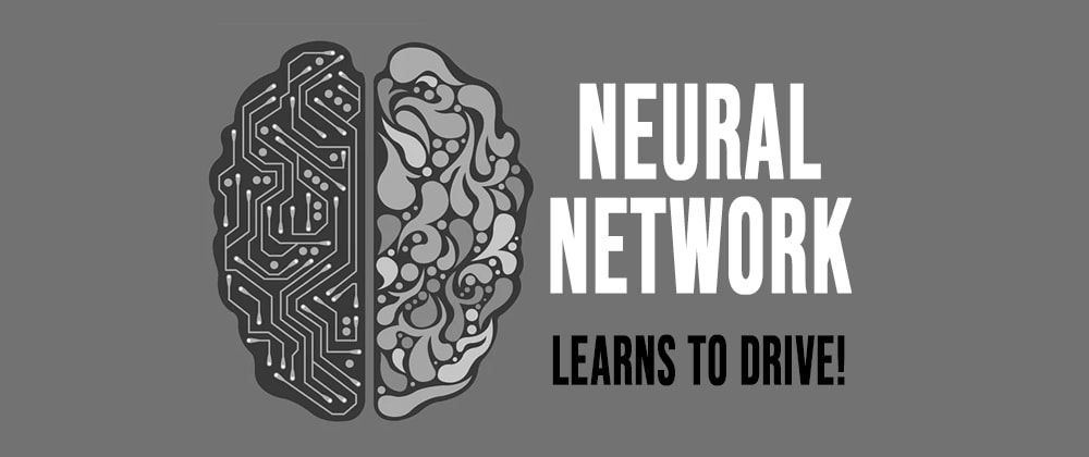 Cover image for Neural Network Learns to Drive