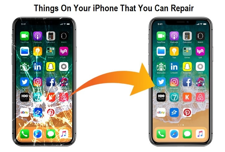 Things On Your iPhone That You Can Repair