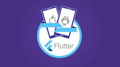Flutter & Dart - The Complete Guide [2021 Edition] Image