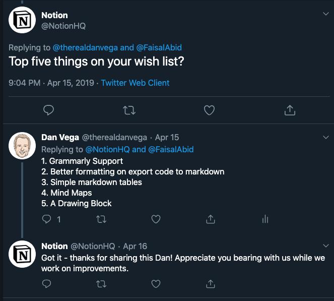 My top 5 Wish List