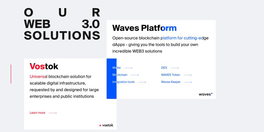 Waves Homepage