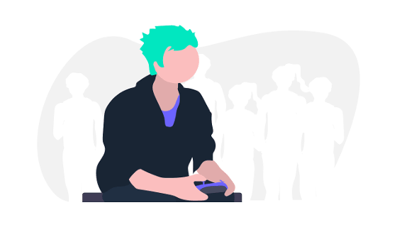 Game Development Illustration