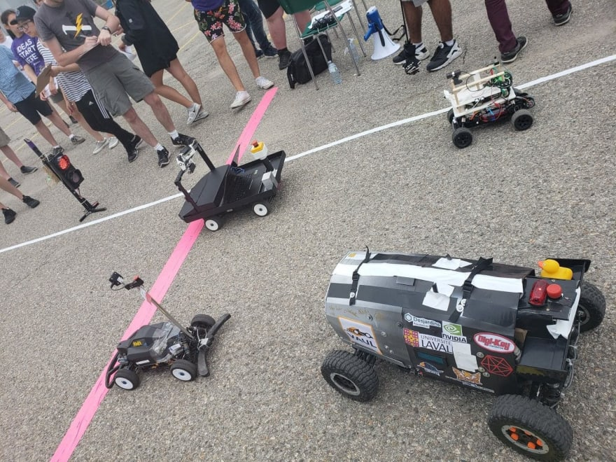 Building a Self Driving Car using Machine Learning