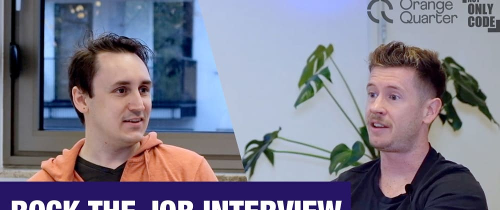Cover image for How to pass job interview - chat with tech recruiter