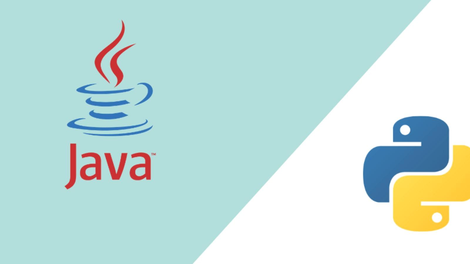 Java vs Python German   DEV Community