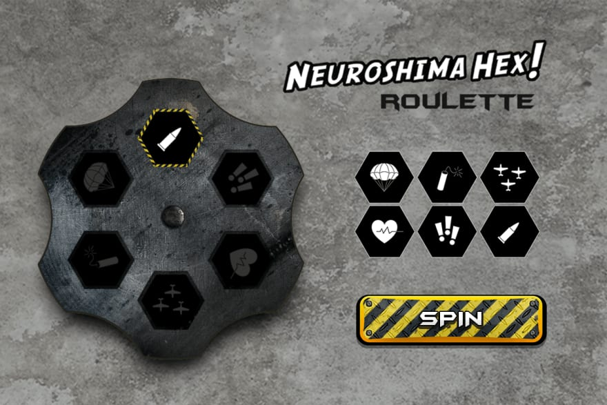Enclave Games - NSHex Roulette: cover