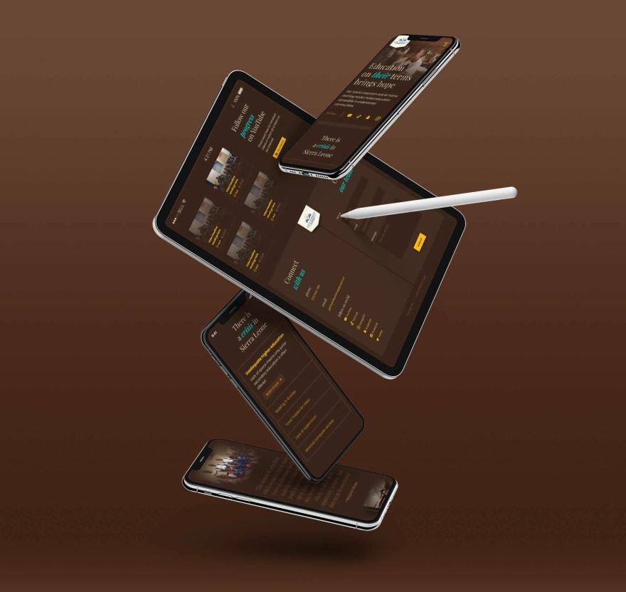 Mobile Screen Mockups